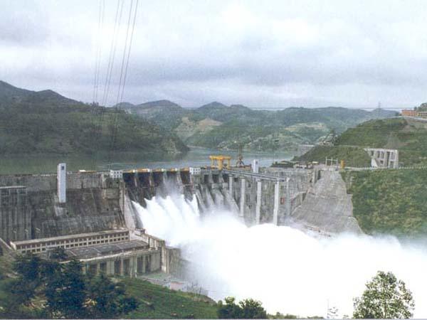 安康水力发电厂