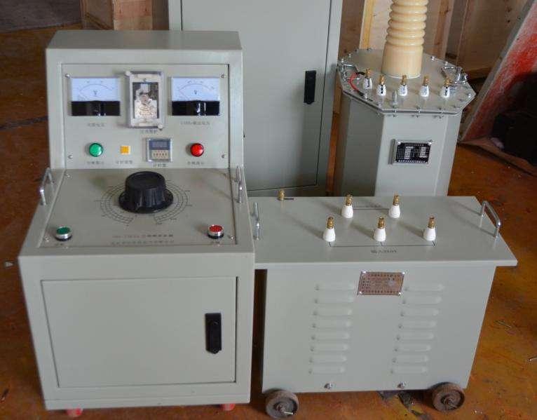 高压试验装置